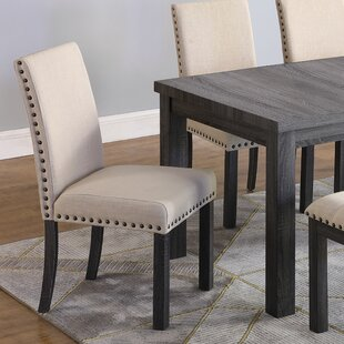 Gracie Oaks Ramsgate Upholstered Dining Chair (Set of 2)