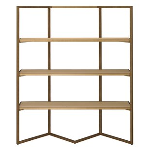 Carlsen Chevron Etagere Bookcase by Brayden Studio Wonderful