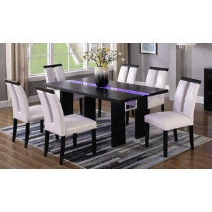 Chardon 7 Piece Dining Set Orren Ellis