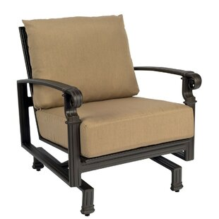 Woodard Spartan Spring Patio Chair