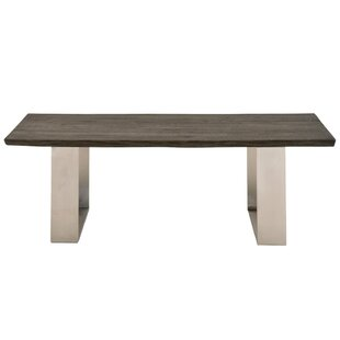 Holtman Coffee Table by Brayden Studio Great price