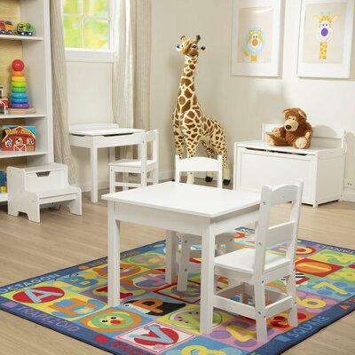 Toddler Amp Kids Table Amp Chair Sets You Ll Love In 2019
