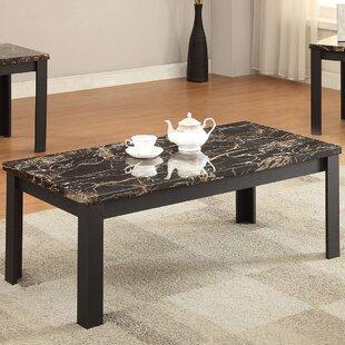 Winston Porter Resaca 3 Piece Coffee Table Set