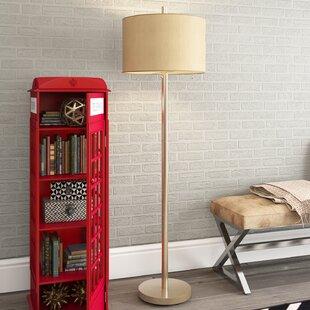 Affordable Price Parry Boulevard Alkmene 61 Floor Lamp By Mercury Row