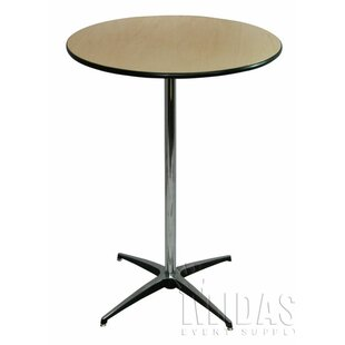 Midas Event Supply Elite Wood Table
