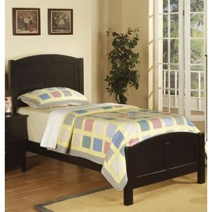 Online Reviews Faust Wooden Twin Platform Bed By Harriet Bee