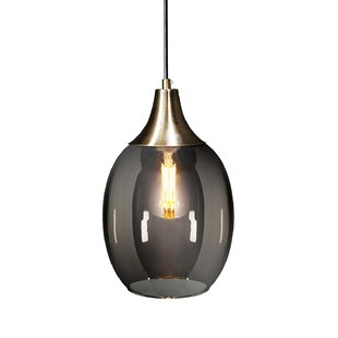 Wrought Studio Mccollum 1-Light Teardrop ..
