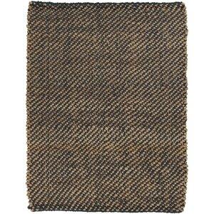 Bradford Hand-Woven Brown Area Rug