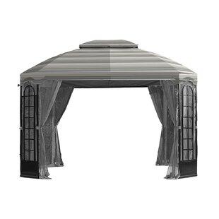 Terrace Gazebo Replacement Canopy By Garden Winds