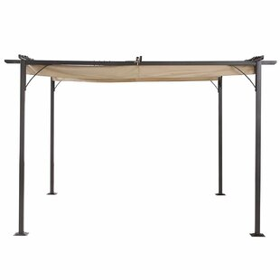 Outsunny 11.5 ft. W x 11.5 ft. D Steel Pop-Up Canopy by Outsunny