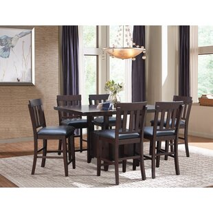 Mee Extendable Solid Wood Dining Table