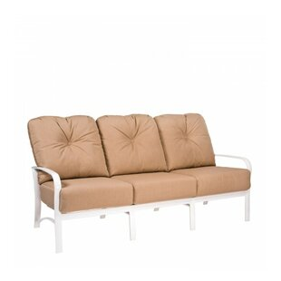 Fremont Sofa with Cushions by Woodard
