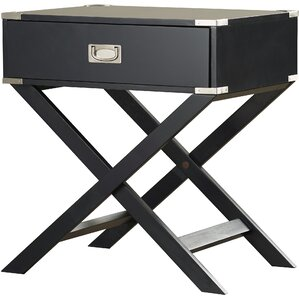 Marotta 1 Drawer End Table