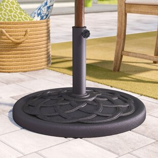 Stansberry Cast Stone Free Standing Umbrella Base