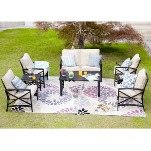 Richardson 8 Piece Sofa Seating Group with Cushions