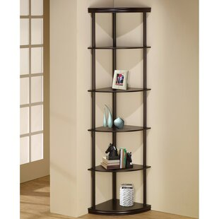 Powley Corner Unit Bookcase
