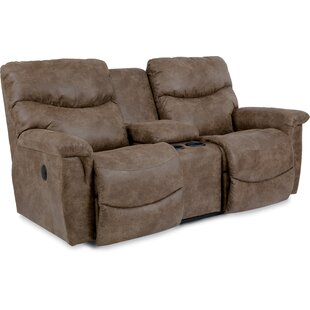 James Reclining Loveseat by La-Z-Boy
