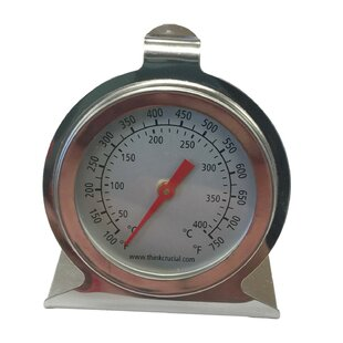 High Heat Oven Dial Thermometer