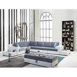 Luna Modular Sectional Perla Furniture