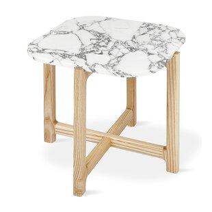 Gus* Modern Quarry End Table