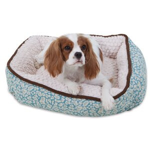Ajax Rectangular Lounger Dog Bed