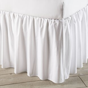 Giacinto 24 Bed Skirt by Birch Lane™ Heritage