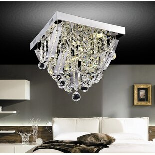 CWI Lighting 5-Light Flush Mount