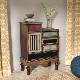 Mccay 1 Door Accent Cabinet by World Menagerie