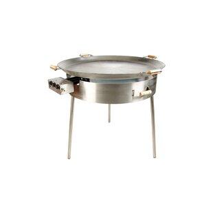 96cm Paella 3-Burner Liquid Propane Barbecue Grill By GrillSymbol