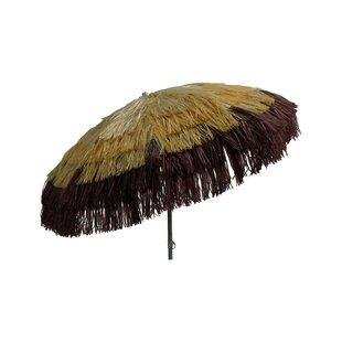 Burrel 2m Beach Parasol By Sol 72 Outdoor