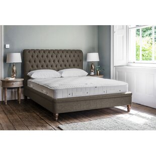 Miriana Upholstered Bed Frame By 17 Stories
