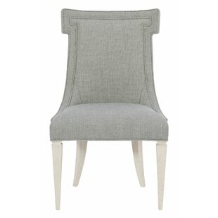 Domaine Blanc Upholstered Dining Chair (Set of 2) Bernhardt