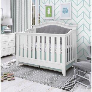 Essex 4-in-1 Convertible Crib By Harriet Bee