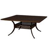 Aldrich Aluminum Dining Table