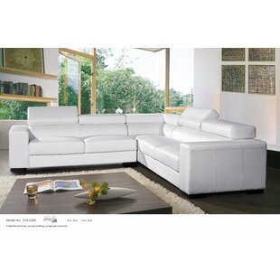Hokku Designs Burdie Sectional