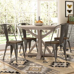 Low priced Isaac Side Chair (Set of 4) by Laurel Foundry Modern Farmhouse Reviews (2019) & Buyer's Guide