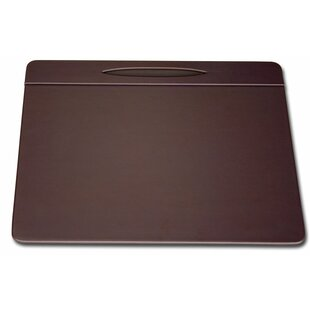 Dacasso Top-Rail Conference Pad with Pen Well