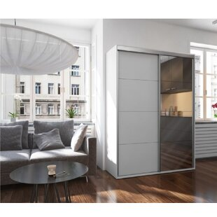 Nemec 2 Door Sliding Wardrobe By Brayden Studio