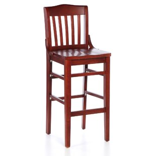Orlison 29.5 Bar Stool (Set of 4) Red Barrel Studio