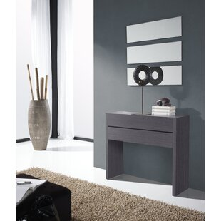 Minna Console Table And Mirror Set By Ebern Designs