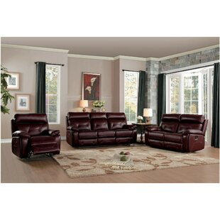 Bataan Reclining Configurable Living Room Set by Red Barrel Studio