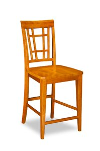 Balic Solid Wood Dining Chair