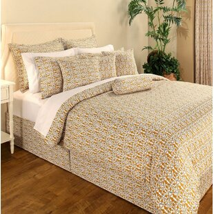 Cowgill 100% Cotton Reversible Comforter Set
