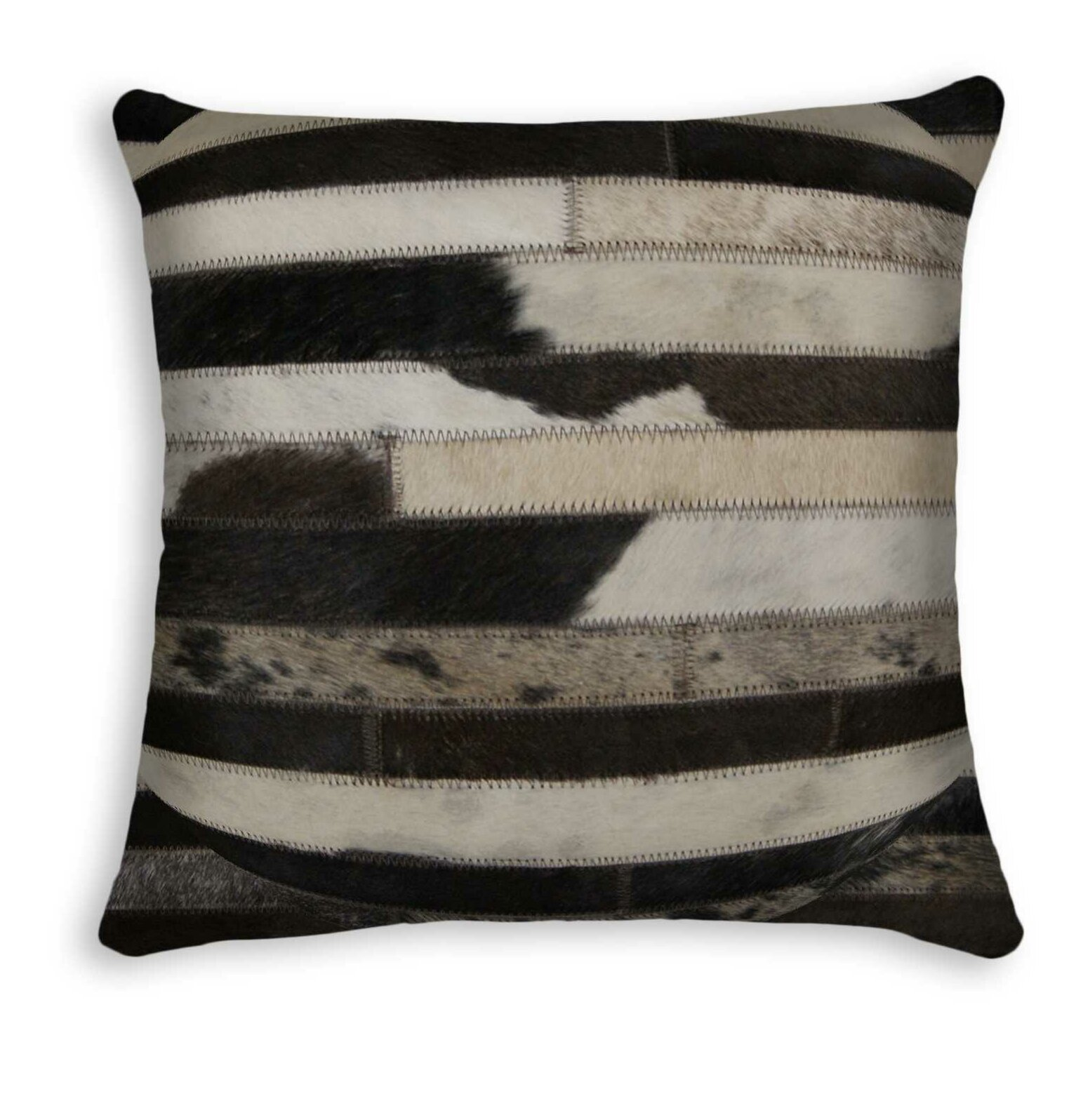 Foundry Select South Hadley Tricolor Throw Pillow Wayfair