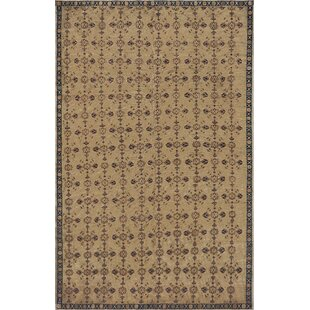 One-of-a-Kind Antique Turkish Handwoven Wool Camel Indoor Area Rug ByMansour