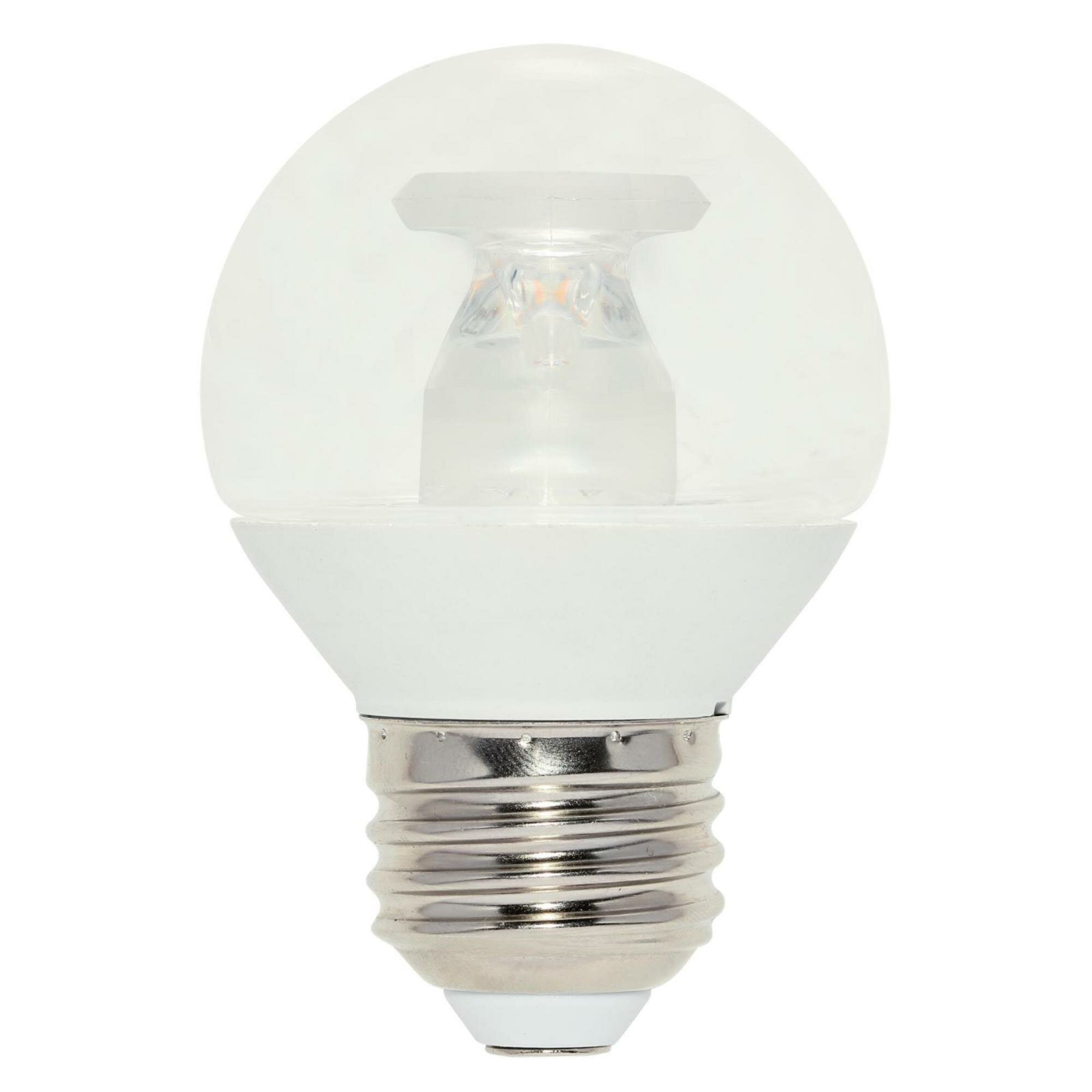 Westinghouse Lighting 60 Watt Equivalent G16 5 Led Dimmable Light Bulb Warm White 2700k E26 Base Wayfair
