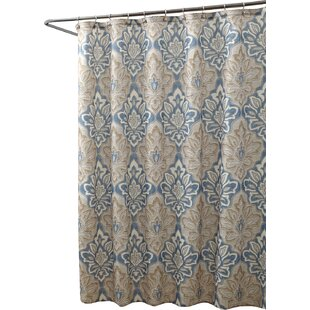 Find a Captain's Quarters Shower Curtain ByCroscill Home Fashions