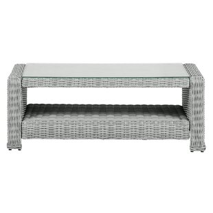 Safire Rattan Coffee Table By Sol 72 Outdoor