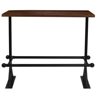 Milliken Wooden Bar Table By Union Rustic