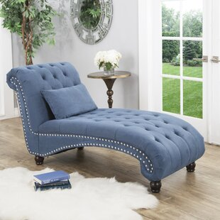 Everly Quinn Brighouse Chaise Lounge